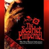 THE SCARLET PIMPERNEL.