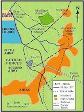 First battle of Ypres summary