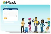 Logging in to iReady