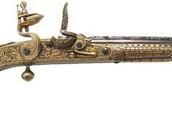 Revolutionary War Gun