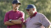 tiger and his dad