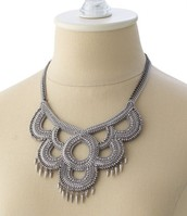 Tallulah Bib Necklace $69