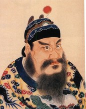 Who helped build The Great Wall of China?