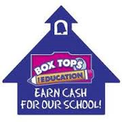 Box Tops already brought in over $1200 this school year!