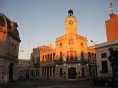 Principal municipio de la ciudad