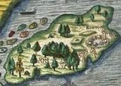 A picture and description of Roanoke Island!