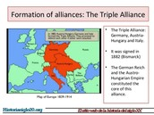 Formation Of Alliances