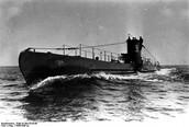 U Boat Weapons