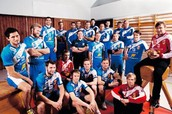 Iceland handball team