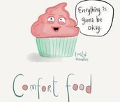 What is ''comfort'' food?