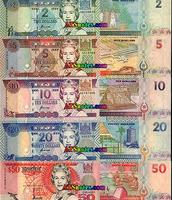 Fiji's money