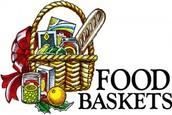 Holiday Food Baskets