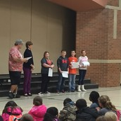 Student of the Month Nominees