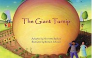 The Giant Turnip (Spanish-English)