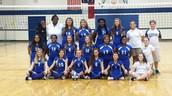 2015 WEMS Volleyball Team