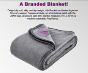 Congratulations on earning Home Office Challenge 2 ~ UBAM Cozy Blanket!