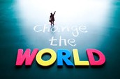 If I could change the world..