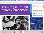 This Day in United State Democracy