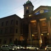 Iglesia del Salvador y su Restaura- ción
