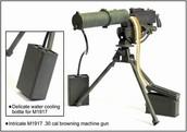 Browning M1917 Heavy Machine Gun pictures