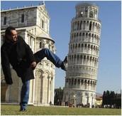 Pisa Perspective