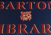 Barton Middle School Library