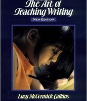 The Art of Teaching Writing