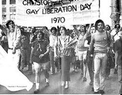 The March on Stonewall