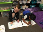 Mrs. Everman's Students Writing