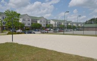 Sand Volleyball court!