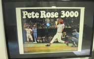 Pete Rose 3000th Hit Print