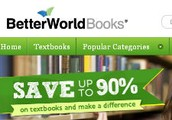 Get Free Better World Books Coupon Codes