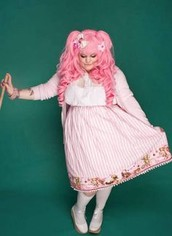 Cosplay and Lolita for People of All Sizes