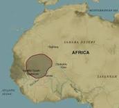 ghana 11th century