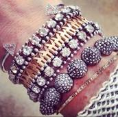 Nikita Stretch Bracelet