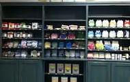stock shelf