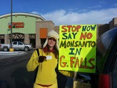 Monsanto is known around the world for non-truths!