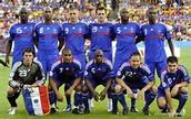 The France Soccer Team