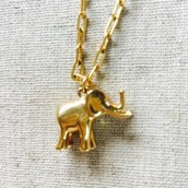 Elephant Charm ( I have 3 of these!)