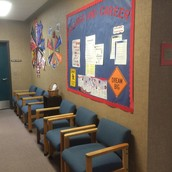 Guidance Department Waiting Area
