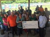 Teachers at Sudie Willams ES Earn Over $20k in grants