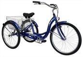 Kolmerattaline jalgratas täiskasvanutele