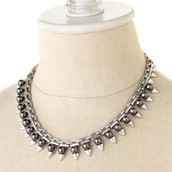 Lynx Pearl Necklace- Was $69 Now $35