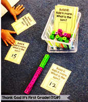 Building Blocks and Task Cards