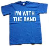 7th & 8th Grade Band T-Shirt Designs