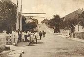 רחוב ראשי במושבה