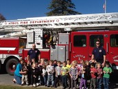Fire Safety in Preschool