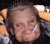 אם אתה מעשן אתה תראה כמו זה