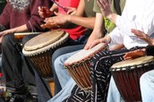 THURSDAY - Hands on Drumming