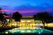 the Chaaya Blue Trincomalee hotel
